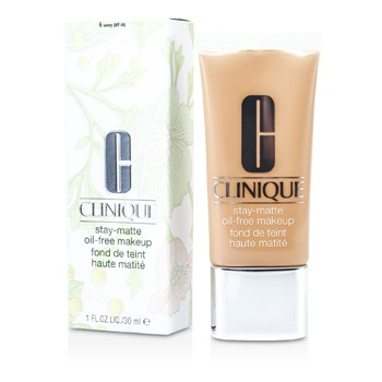 Clinique Stay Matte Oil Free Makeup - # 06 Ivory (VF-N)