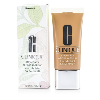 Clinique Stay Matte Oil Free Makeup - # 14 Vanilla (MF-G)