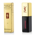 Yves Saint Laurent Rouge Pur Couture Vernis a Levres Glossy Stain - # 13 Rose Tempura
