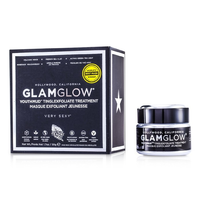 Glamglow YouthMud Tingling & Exfoliating Mud Mask