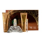 Nicole Richie Nicole Coffret:EDP Spray 100ml/3.4oz + Body Lotion 100ml/3.4oz + Shower Gel 100ml/3.4oz + EDP Roller Ball 10ml/0.34oz