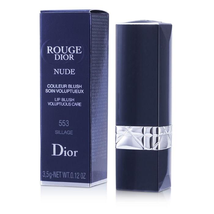 Christian Dior Rouge Dior Nude Lip Blush Voluptuous Care Lipcolor - No 553 Sillage -1925