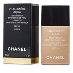 Chanel Vitalumiere Aqua Ultra Light Skin Perfecting Makeup SPF15 - # 50 Beige