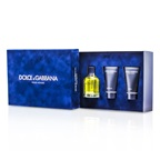 Dolce & Gabbana Pour Homme Coffret: EDT Spray 75ml/2.5oz + After Shave Balm 50ml/1.6oz + Shower Gel 50ml/1.6oz