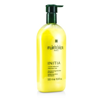 Rene Furterer Initia Softening Shine Shampoo (Frequent Use, All Hair Types)