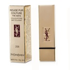 Yves Saint Laurent Rouge Pur Couture The Mats - # 206 Grenat Satisfaction