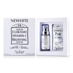 Guinot Newhite Vitamin C Brightening Serum (Brightening Serum 23.5ml/0.8oz + Pure Vitamin C 1.5g/0.05oz)