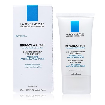 La Roche Posay Effaclar Mat Daily Moisturizer (New Formula, For Oily Skin)