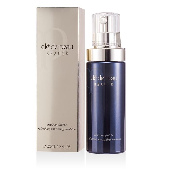 NEW-Cle-De-Peau-Refreshing-Nourishing-Emulsion-Womens-Skin-Care