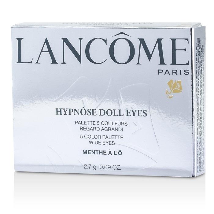 9f891758b34 Lancome Hypnose Doll Eyes 5 Color Palette - # DO3 Menthe A L'O 2.7g ...