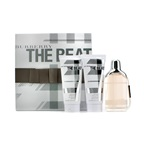 Burberry The Beat Coffret: EDP Spray 75ml/2.5oz + Body Lotion 100ml/3.3oz + Shower Gel 100ml/3.3oz