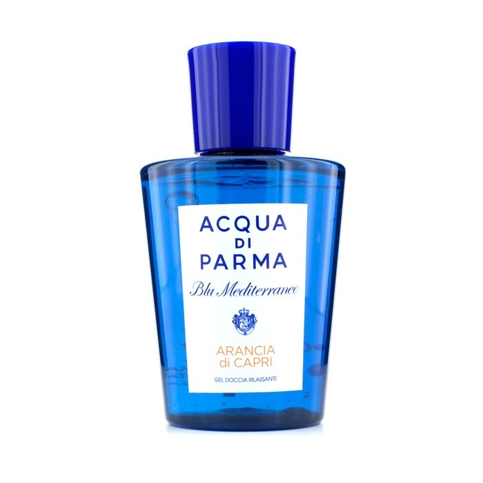 Acqua Di Parma Blu Mediterraneo Arancia Di Capri Relaxing Shower Gel (New Packaging)