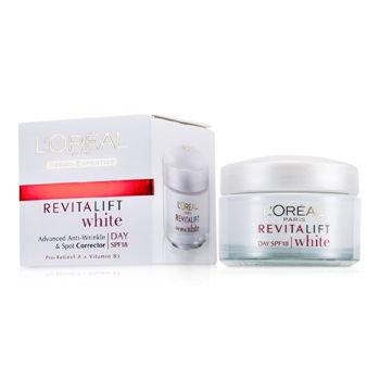 L'Oreal Dermo-Expertise RevitaLift White Day Cream SPF 18