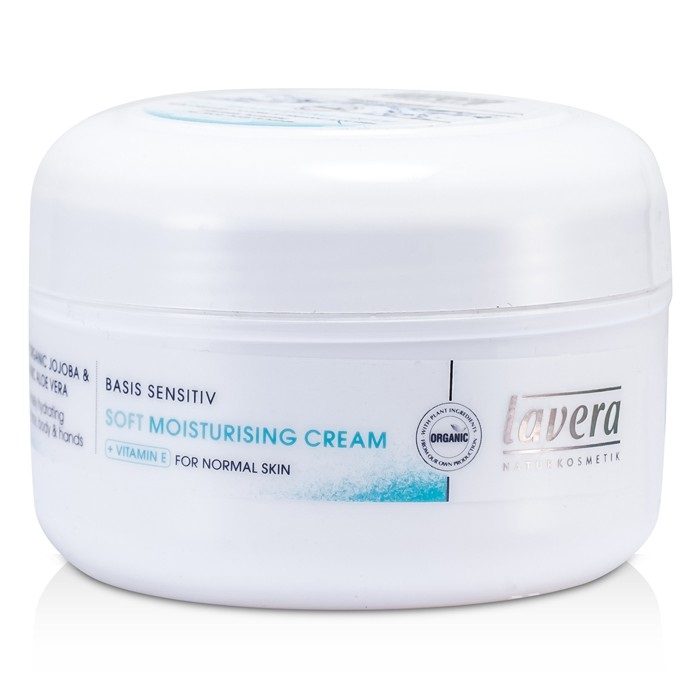 Lavera Basis Sensitiv Soft Moisturising Cream