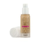 Benefit Hello Flawless Oxygen Wow Brightening Makeup SPF 25 (Oil Free) - # I'm Plush & Precious (Petal)