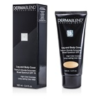 Dermablend Leg & Body Cover Broad Spectrum SPF 15 (High Color Coverage & Long Lasting Color Wear) - Suntan