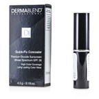 Dermablend Quick Fix Concealer Broad Spectrum SPF 30 (High Coverage, Long Lasting Color Wear) - Tan
