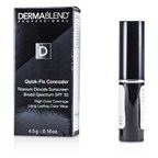 Dermablend Quick Fix Concealer Broad Spectrum SPF 30 (High Coverage, Long Lasting Color Wear) - Brown