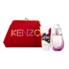 Kenzo Madly Coffret: EDT Spray 50ml/1.7oz + Creamy Body Milk 50ml/1.7oz + Pouch