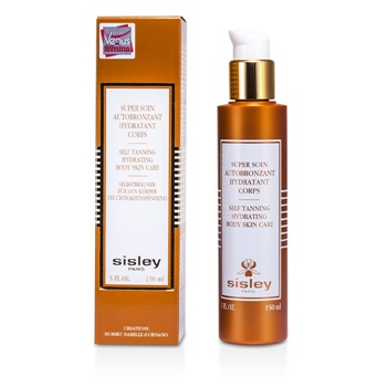 Sisley Self Tanning Hydrating Body Skincare