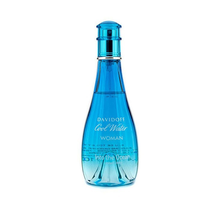 Davidoff Cool Water Into the Ocean EDT Spray