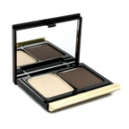 Kevyn Aucoin The Eye Shadow Duo - # 207 Soft Gold Lame/ Smokey Brown