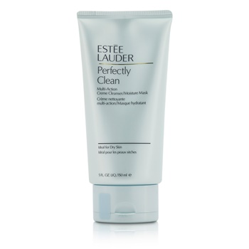 Estee Lauder Perfectly Clean Multi-Action Creme Cleanser/ Moisture Mask