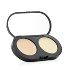 Bobbi Brown New Creamy Concealer Kit - Warm Ivory Creamy Concealer + Pale Yellow Sheer Finish Pressed Powder