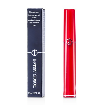 Giorgio Armani Lip Maestro Lip Gloss - # 400 (The Red)