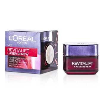 L'Oreal New Revitalift Laser Renew Advanced Anti-Ageing Day Cream