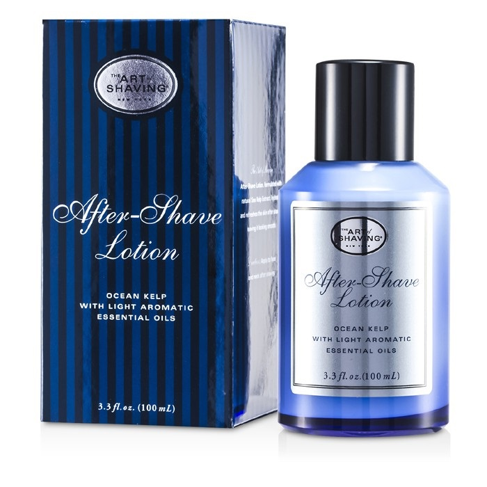 The Art Of Shaving After Shave Lotion Alcohol Free Ocean