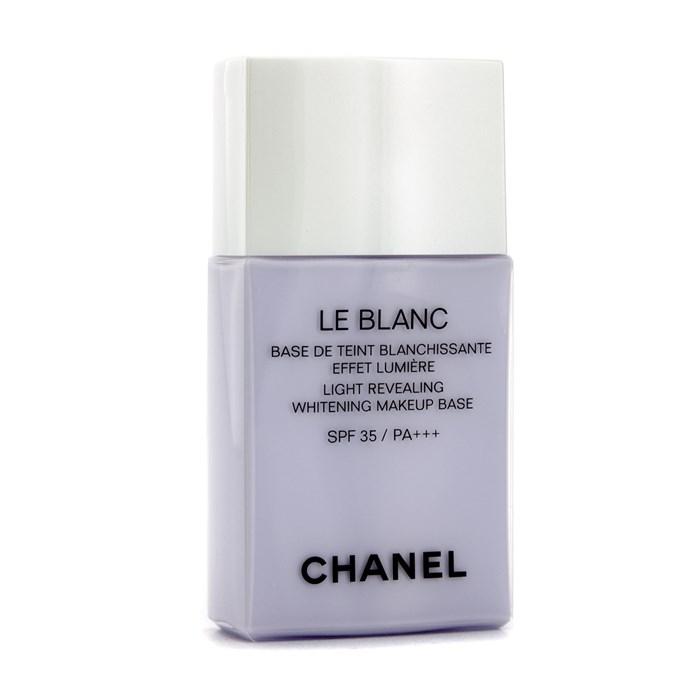 Chanel Le Blanc Light Revealing Whitening Makeup Base Spf