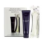 Elizabeth Arden Provocative Woman Coffret: EDP Spray 100ml/3.3oz + Body Lotion 100ml/3.3oz