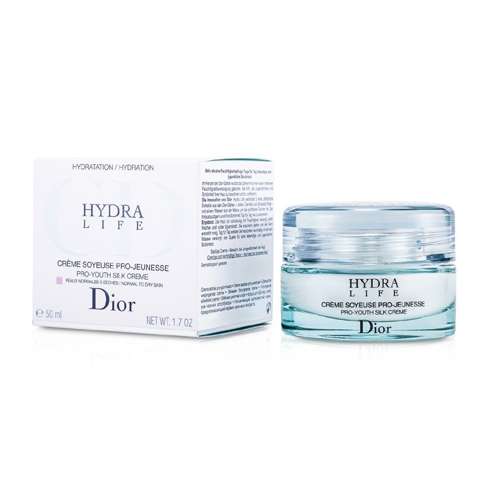 Christian Dior Hydra Life Pro-Youth Silk Creme (Normal to Dry Skin)