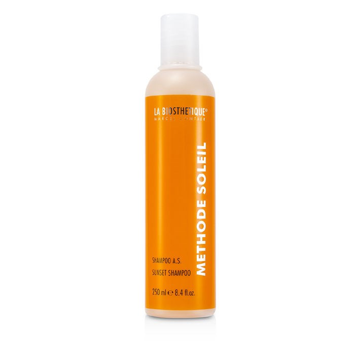 La Biosthetique Methode Soleil Shampoo As Sunset Shampoo For Hair