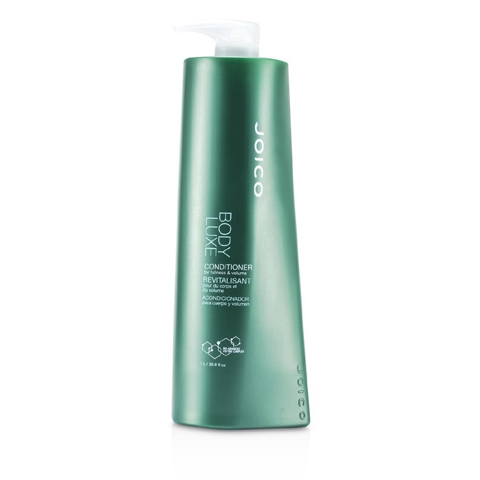 Joico Body Luxe Conditioner For Fullness Volume Pump The Beauty Club Shop Hair Care