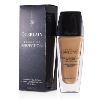 Guerlain Tenue De Perfection Timeproof Foundation SPF 20 - # 04 Beige Moyen