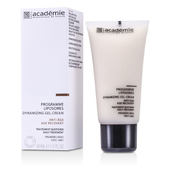 Academie Hypo-Sensible Dynamizing Gel Cream (Tube)