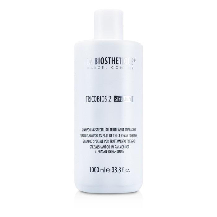 La Biosthetique Structure Tricobios 2 Special Shampoo As Part Of The