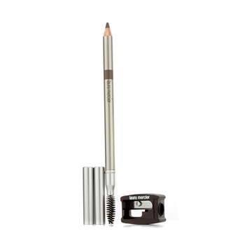 Laura Mercier Eye Brow Pencil With Groomer Brush - # Ash Blonde