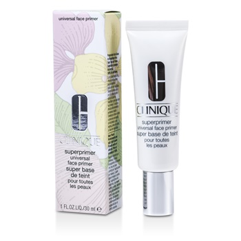 Clinique SuperPrimer Universal Face Primer - # Universal (Dry Combination To Oily Skin)