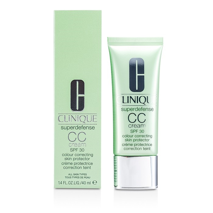 clinique cc cream how to use