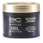 Schwarzkopf BC Oil Miracle Gold Shimmer Treatment (For All Hair Types)