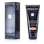 Dermablend Leg & Body Cover SPF 15 (Full Coverage & Long Wearability) - Toast