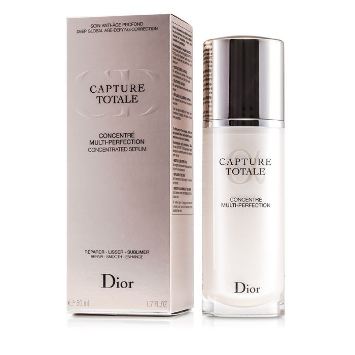christian dior capture totale multi perfection concentrated serum deep global age defying. Black Bedroom Furniture Sets. Home Design Ideas