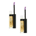 Max Factor Vibrant Curve Effect Lip Gloss Duo Pack - # 02 Sparkling
