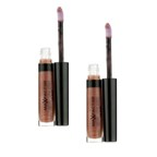 Max Factor Vibrant Curve Effect Lip Gloss Duo Pack - # 12 Urban Queen