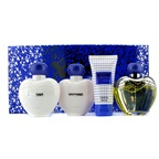 Moschino Toujour Glamour Coffret: Edt Spray 100ml/3.4oz+ Body Lotion 100ml/3.4oz+ Shower Gel 100ml/3.4oz+ Body Gel 50ml/1.7oz