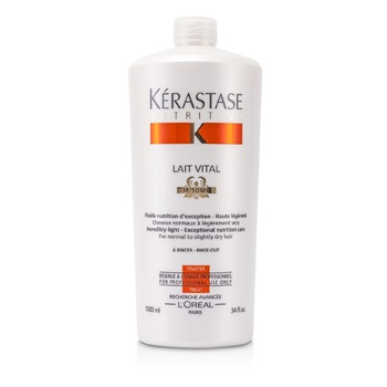 Kerastase Nutritive Lait Vital Incredibly Light - Exceptional Nutrition Care (For Normal to Slightly Dry Hair)