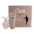 Nina Ricci L'Air Coffret: EDP Spray 50ml/1.7oz + Silky Body Lotion 100ml/3.4oz